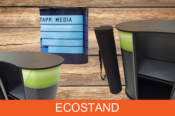 Ecostand d'accueil