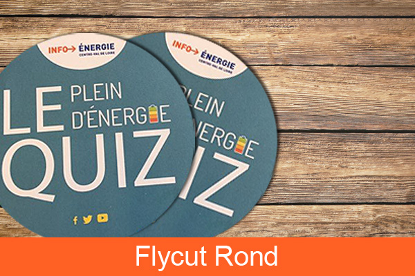 Flyers rond