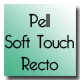 Pelliculage soft touch recto 450g